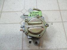 98 Polaris XC 600 Snowmobile Mikuni Fuel Pump 97 ?