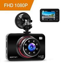 Dashcams pour véhicule GPS 1080p