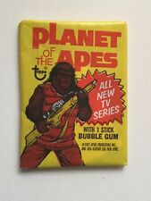 Planet of the apes tv show cards unopened pack 1974