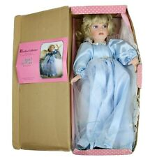 "Paradise Galleries Angel Of Peace Porcelain Doll 13.5"" Tall Treasury Collection"