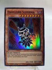 Yu-Gi-Oh Destiny Soldiers #DESO-EN039 Darklord Superbia SR