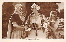 B49042 Rudolph Valentino arab clothes Ross     movie star