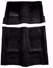 ACC 70-73 GM F-BODY *BLACK* MOLDED 4-SPEED 80/20 LOOP CARPET W/ SPLIT REAR SEAT
