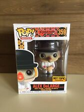 Funko Pop! Movies Alex DeLarge Masked Hot Topic Exclusive #359 Clockwork Orange