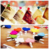 50 pcs Mini Hearts Wooden Pegs Photo Clips Wedding Party Room Decor Craft Gifts