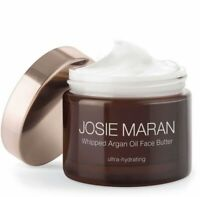 """Josie Maran Whipped Argan Oil Face Butter, 50ml, Unscented """"Sealed"""" No Box"""