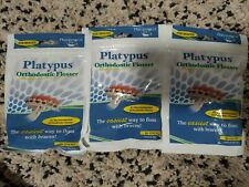 Platypus Orthodontic Flosser 30 ea (Pack of 3)