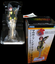 FIGURE EVANGELION 2.0 Makinami Mari Illustrious DIORAMA Mari VS 3rd Angel SEGA