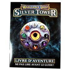 WQ42 LIVRET AVENTURE VF WARHAMMER QUEST SILVER TOWER BITZ