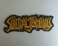 Suicidal Tendencies Patch Sew or Iron On