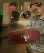 Elle girls sunglasses Pink Size Small inc Protection Case