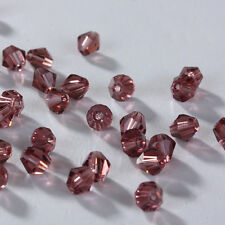 Free  Fashion DIY jewelry 3mm Glass Crystal #5301 Bicone beads 1000pcs #3-203