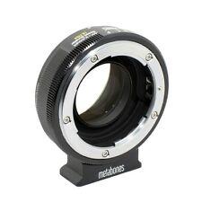 Metabones Nikon G to Fuji X Speed Booster ULTRA 0.71x