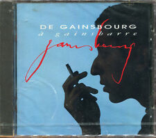 "Serge GAINSBOURG ""De Gainsbourg A Gainsbarre"" Original First Edition New/Sealed$"