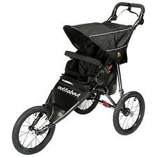 Out n About Nipper Sport V4 Raven Black Pushchairs Single Seat Stroller