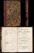 Garten  Obstanbau   Wiesen- und Futterbau   1821