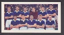 Soccer Bubble Gum - Soccer Teams No 1 Series 1956 - # 12 Chelsea