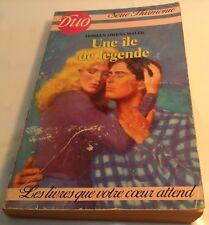 Book In French UNE ILE DE LEGENDE Livre en Francais DUO Serie Harmonie