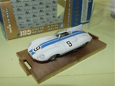 JAGUAR TYPE D N°9 LE MANS 1954 BRUMM R130