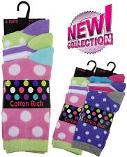 Girls ankle socks pack of 3