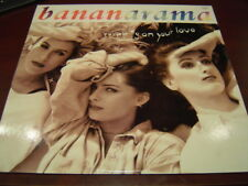 "BANANARAMA TRIPPING ON YOUR LOVE 12"" 1991 LONDON RECORD"