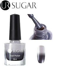 6ml UR SUGAR Glitter Thermal Nail Art Polish Temperature Color Changing