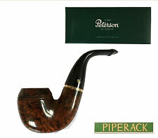 NEW Peterson Pipe Kinsale Smooth XL12 P/Lip (Like Sherlock Holmes) Free Tool