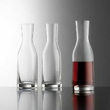 1.2L LUXURY SOLID BASE BOHEMIA CRYSTAL Wine Decanter Carafe BAR31A33