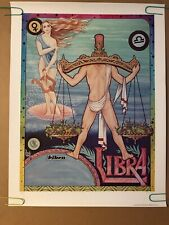 SIGNED /& NUMBERED #12-497  RBW2 X CAPRICORN  by FERET POSTER: ZODIAC