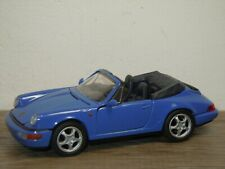Porsche 911 Cabrio - Schabak Germany 1:43 *40383