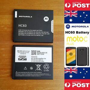 MOTOROLA HC60 GENUINE Battery - Moto C Plus - 2800mAh Good Quality Local Seller