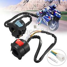 Universal 7/8'' Motorcycle Handlebar Horn Turn Signal Light Controller Switch