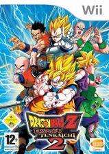 Dragonball Z: Budokai Tenkaichi 2-Nintendo Wii