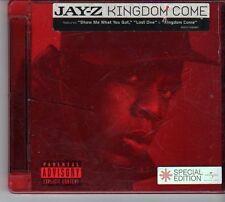 (ES139) Jay-Z, Kingdom Come - 2006 CD