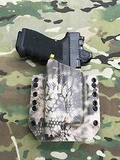 Kryptek Highlander Kydex Glock 19 GEN5 with Streamlight TLR-1