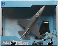 NewRay - F-16 Fighting Falcon grau Neu/OVP Flugzeug-Modell