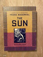 THE SUN By Frans Masereel - Hardcover boxed edition 1990