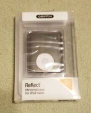GRIFFIN REFLECT MIRRORED CASE COVER PROTECTOR IPOD NANO 3G 3RD GEN NIP