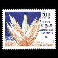 TAAF 1990 - Minerals Nature - Sc 156 MNH