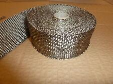10M Hitzeschutzband Thermo Tape Krümmerband Auspuffband Thermoband 1200° Krümmer