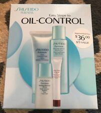 New listing Shiseido Purness Oil-Control Nib