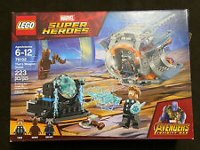 LEGO Marvel Super Heroes Thor's Weapon Quest 76102 The Avengers Retired NEW