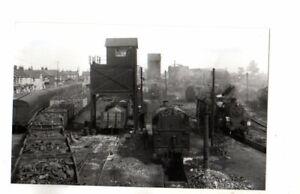 Rail Phot LMS LTSR Shoeburyness shed Essex