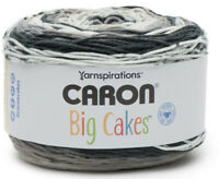 Caron BIG  Cakes Yarn, Cookie Crumble, 10.5oz 603 Yards #4 Weight