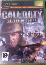 "JEU XBOX ""Call Of Duty : Le Jour De Gloire"" - VF - NEUF SOUS BLISTER"