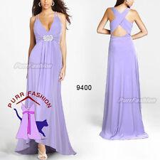 Full Length V Neck Stretch, Bodycon Formal Dresses for Women