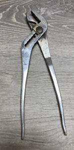 "Craftsman Slip Joint Adjustable Pliers 11"" Long No. 45375"