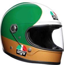CASCO AGV Legends x3000 Limited ago1 AGOSTINI ITALY TG. ml Retrò Casco Moto