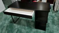 IKEA MICKE desk black-brown LOCAL PICKUP