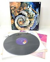 The Moody Blues Vinyl LP Record A Question Of Balance With Original Insert 1970